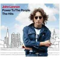 Power To The People: The Hits - Lennon John CD Sealed ! New !