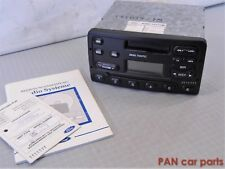 Ford Escort VII combinado radio 3000 traffic, manual de instrucciones, radio pasaporte 97fp-18