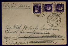 Office Postal Special 3 for via Aerea Stamped 13.8.1937 #XP168A