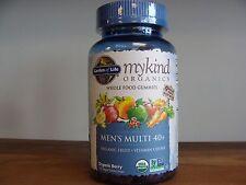 Garden of Life - myKind Organics Men's Multi 40+ Organic Berry 120 - GUMMY Drops