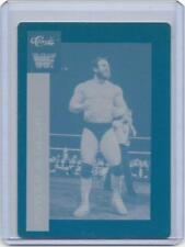 1/1 POWER & GLORY WRESTLER 1991 CLASSIC PRINTING PLATE WRESTLING WWE WF 1 OF 1