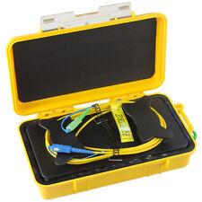 SC/UPC-SC/APC OTDR Dead Zone Eliminator Fiber Optic Rings OTDR Launch Cable Box