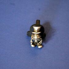 Disney Jiminy Cricket Pinocchio Tie Tack 3D Pewter Pin 21012