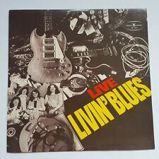 LP Livin Blues LIVE  Near MINT