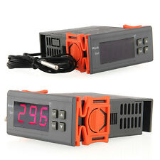 termostato digitale con sonda caldaia camino bollitore scaldacqua teca frigo