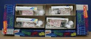 Lot of 4 Roundhouse 3251 HO 50' Tank Car kits ADM Corn Sweeteners all Diff #s