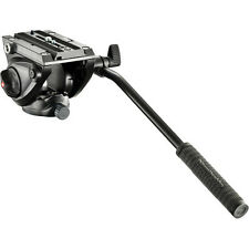 Manfrotto MVH500AH Lightweight Fluid Video Head with Flat Base No Fees EU seller