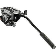 Manfrotto MVH500AH Lightweight Fluid Video Head with Flat Base No Fees EU seller