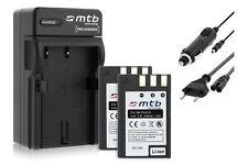 2x Baterìas EN-EL9 + Cargador para Nikon D40, D40x, D60, D3000, D5000