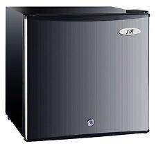 Sunpentown Compact Upright Freezer in Stainless 1.1 cu.ft. Energy Star UF-114SS