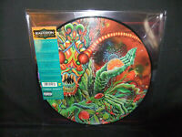 Mastodon Once More 'round The Sun Sealed New Vinyl Picture Disc 2 LP