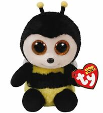 TY BEANIE BABIES BOOS BUZBY BEE PLUSH SOFT TOY NEW WITH TAGS