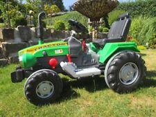 """Elektro Traktor mit 2 Motoren Turbo-Speed  je 12V  Traktor  """"Top Qualität""""460276"""