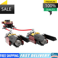 MOC-55858 Marshall's Podracer 252 PCS Good Quality Bricks Building Blocks Bricks