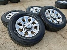 "20"" F-350 F-250 King Ranch OEM rims wheels tires 2017 chrome NEW2005 - 2015 2016"