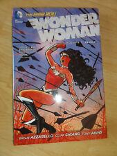 Wonder Woman Vol. 1 by Brian Azzarello (2012, Hardcover)