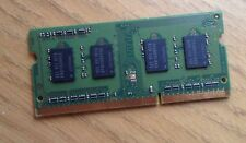 4 x 1 GB = 4 GB PC3-8500S DDR3 Laptop di memoria RAM PC10600S SODIMM PC8500S LOTTO