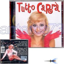"RAFFAELLA CARRA' ""TUTTO CARRA'"" RARO 2 CD - SIGILLATO"