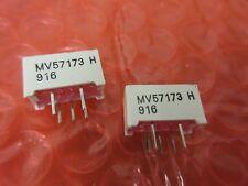 Rectangular RED LED DIP MV57173 ** 2 PER SALE**  £2.00ea