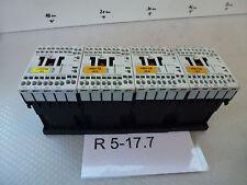 4 Piece Siemens 3RH1122-2BB40 Coil 24V