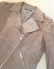 Womens Hugo Boss Leather Jacket