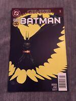 BATMAN #547 NEWSSTAND Variant Hard To Find [DC Comics, 1997]