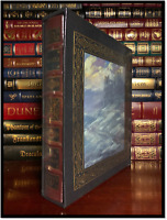 Dracula by Bram Stoker ✎SIGNED✎ BERRY Sealed Easton Press Leather Limited 1/1200