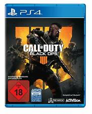 Call of Duty: Black Ops 4 (PlayStation 4, 2019)