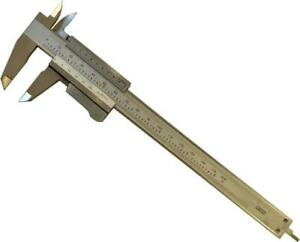 """iGAGING 6"""" 150mm Stainless Vernier Calipers 100-006"""