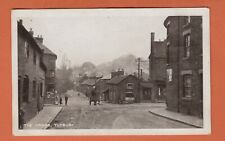 Old Taverner Postcard, The Cross, Tutbury