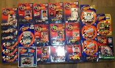 NEW 24 Winner's Circle Mixed Lot Collection Cars Die Cast Elvis NASCAR 1998 2000