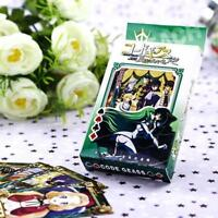 Collection! CODE GEASS Poker Cards Playing Cards Japanese Anime Cosplay