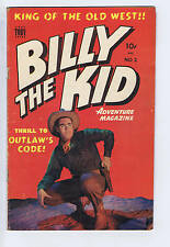 Billy the Kid #2 Superior Pub. Canadian Edition