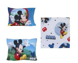 Disney Mickey Mouse 2 Piece Toddler Sheet Set - See details