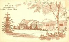Dundee Illinois~The Milk And Country Shops At Fin And Feather Farm~1910