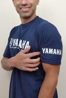 Yamaha T Shirt Factory Racing Logo GP Motorcycle Motorbike Biker VR46