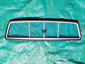 OEM 1981 Toyota Pickup Truck Rear Sliding Glass Window