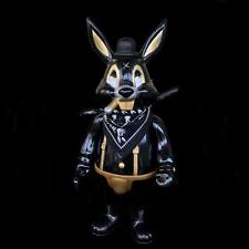 LIL ALEX THUG LIFE EDITION A CLOCKWORK CARROT VINYL FIGURE KOZIK BLACKBOOK TOYS