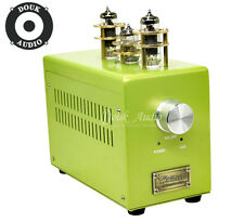 HiFi Desktop Vacuum Tube Amplifier with USB DAC PC Audio Decoder for Computer