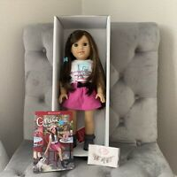 American Girl GOTY 2015 Grace 18 Inch Doll With Book & Box