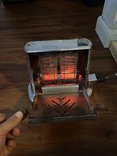 Vintage Samson Flip Side 2 Slice - Toaster No 5053 - w/ Cord Tested Works