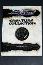 SWORD AND SORCERY - D20 - CREATURE COLLECTION