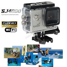 SJCAM SJ4000 WIFI Sports Camera 1080P 1.5'' Waterproof DV CAM 170° Wide Angle