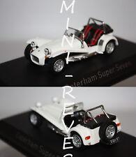 Norev Caterham Super Seven 1979 Blanc 1/43 270212