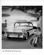 1956 Chevrolet Bel Air Sports Coupe Automobile Photo Poster zm2534