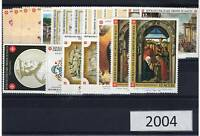 2004 SMOM Annata Completa 21 v. nuova MNH**