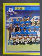 MERLIN PREMIER LEAGUE 98-Team Photo (1/2) Everton #221