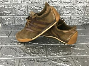 Vintage Adidas Provence Suede Shoes Women's Size US 4 1/2 UK 4 Rare Trainers