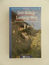 VHS Video Kassette Der König Ludwig Weg Bruckmann Wander-Videothek