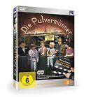 LA HOMBRES DE POLVO completo ZDF Serie TV JUVENTUD Clásicos 2 Caja DVD EDICIÓN